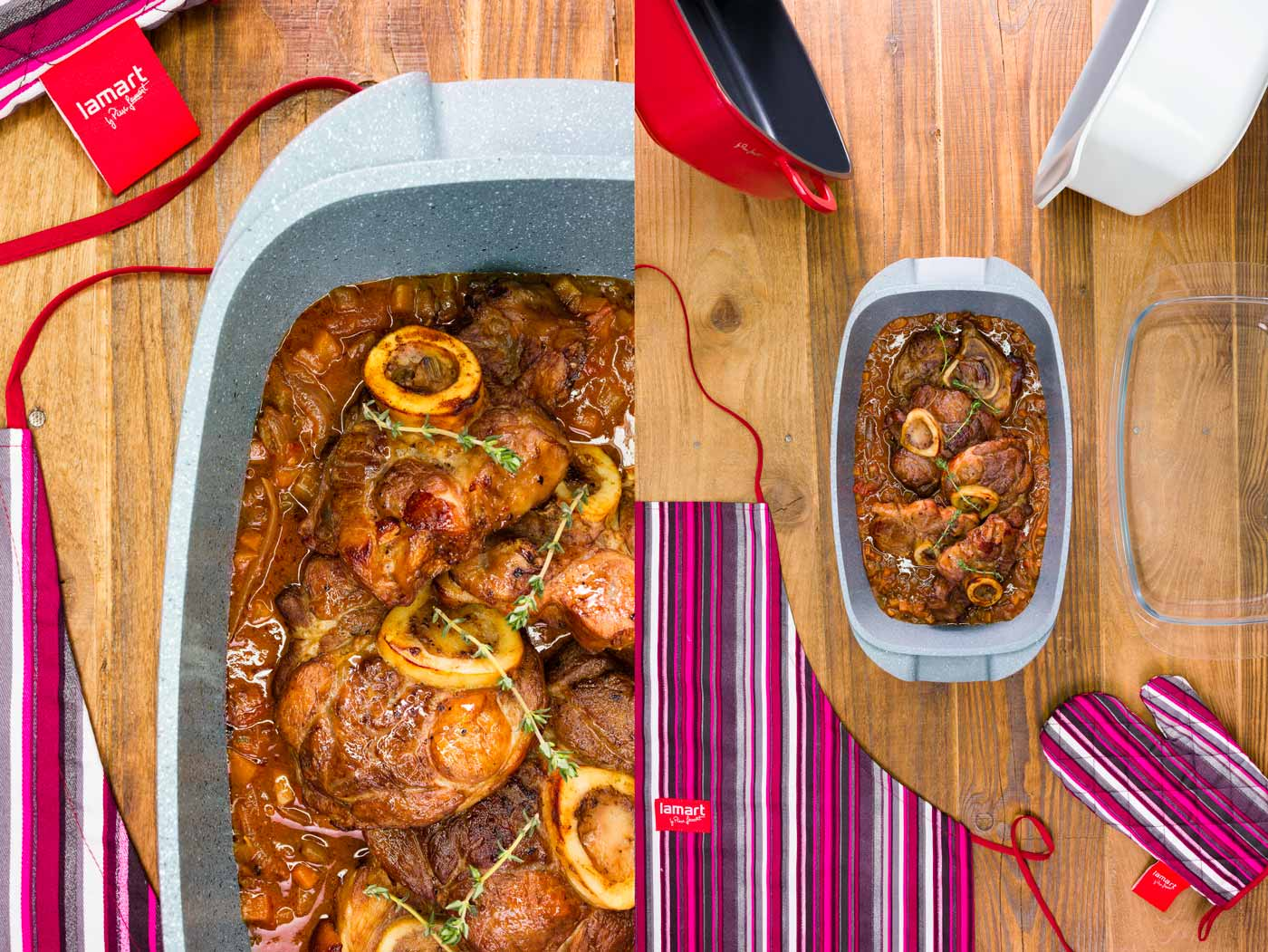 Recipe image of baked beef