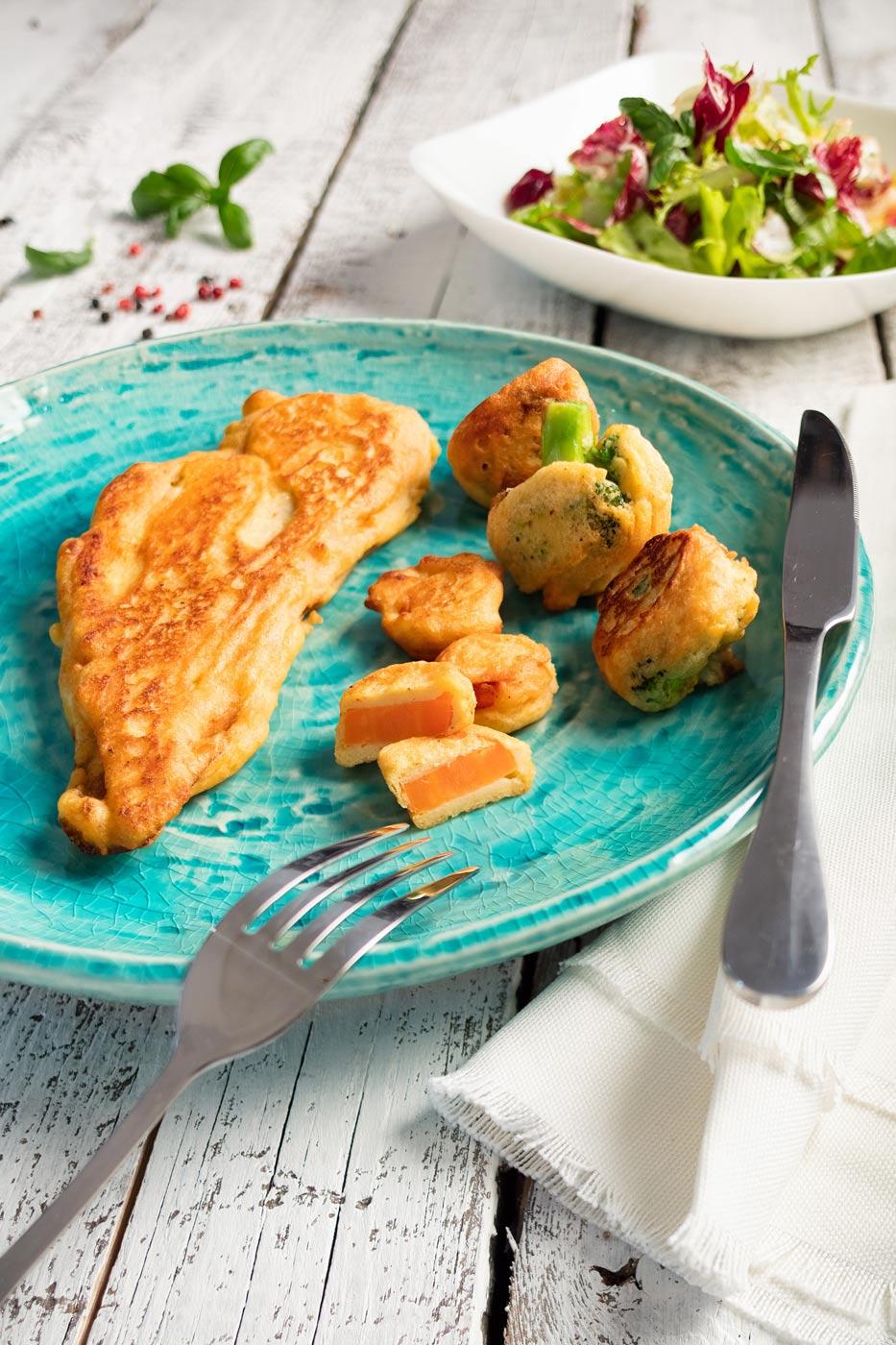 Recipe image of fried vegetables