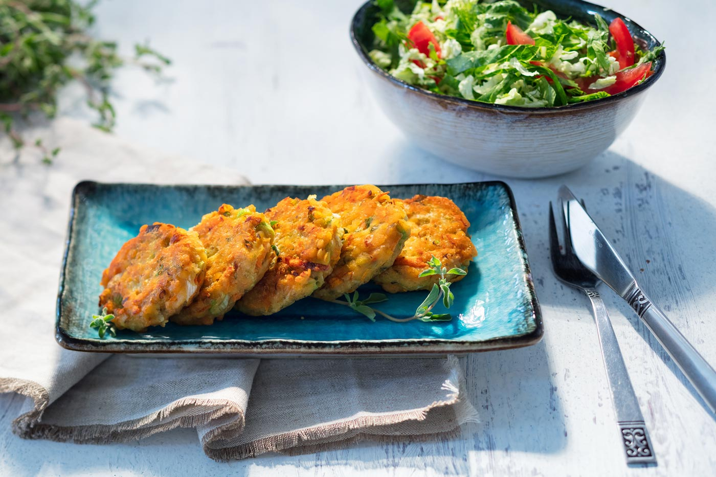 Recipe image of vegetable rissole